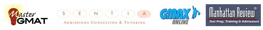 GMAT Tutors that partner with us
